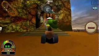 Tiki Kart 3D YouTube video
