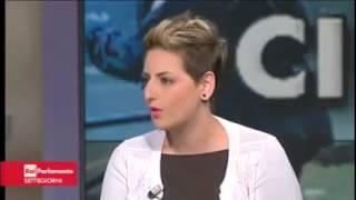 Dalila Nesci (M5S): Settegiorni - Rai Parlamento su sui divieti preventivi alle manifestazioni