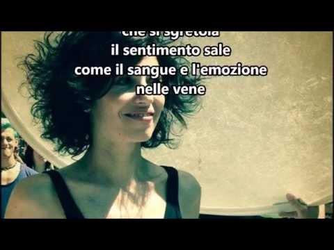 , title : 'Giorgia - La Mia Stanza ( testo / lyric )'