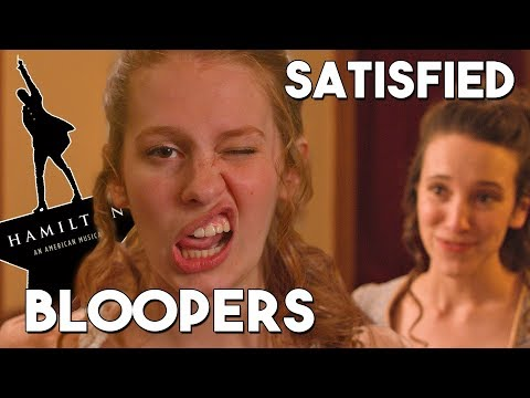 Satisfied: Hamilton the Musical - Bloopers and Behind the Scenes