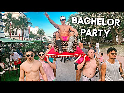 MY CRAZY BACHELOR PARTY