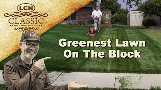 Secret To Having The Greenest Lawn On The Street