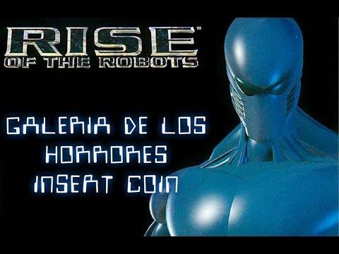 Rise of the Robots Amiga