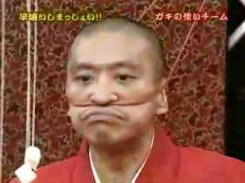 Японское шоу!Очень смешно!!!)).flv (видео)