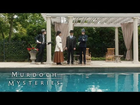 "Murdoch Episode 8, ""Drowning in Money"", Preview 