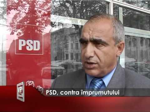 PSD, contra imprumutului