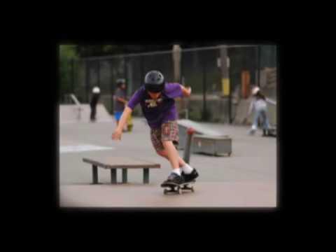 Trey Skateboarding @ New Rochelle Skatepark