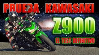 PRUEBA KAWASAKI Z900 !!! TEST+ OPINIONES + PROS & CONTRAS ( SPANISH MOTOVLOG REVIEW )