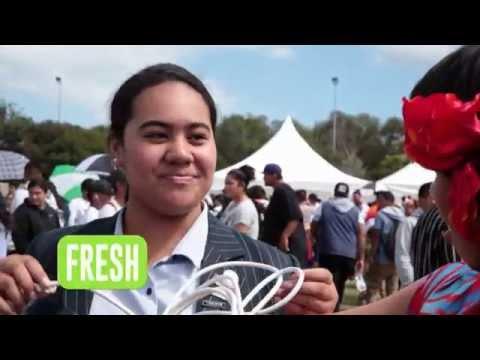 Fresh Season 5 Episode 12 - Polyfest 2015 Tonga Stage
