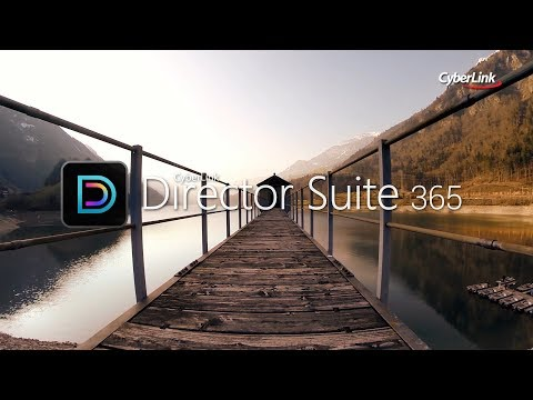 Video, Photo and Audio Editing Suite with Unlimited Plug-ins & Effects | Director Suite 365