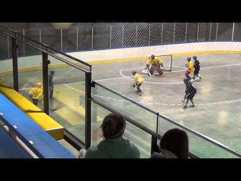 Grove Giants vs. Shukar Daddies – Period 1 (05/14/13) Ball Hockey Videos Skills Tricks
