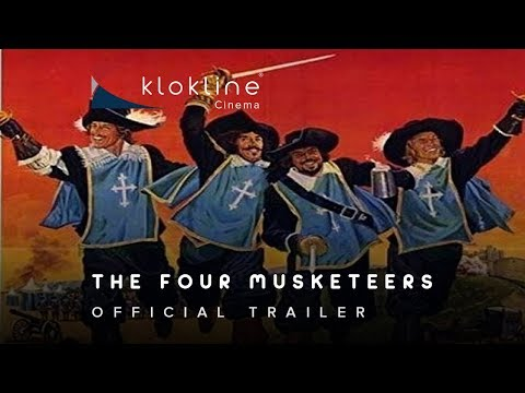 1974 The Four Musketeers Official  Trailer  1  Film Trust S A