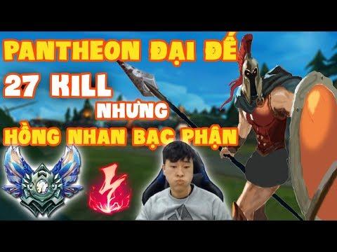 KOW quẩy rank Kim Cương cầm pantheon đại đế 27 kill nhưng hồng nhan bạc phận - Thời lượng: 11:26.