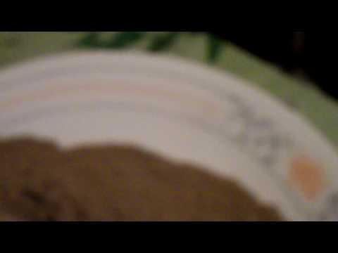 Dark brown Kava Kava powder
