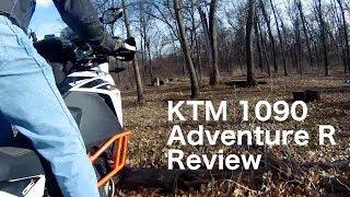 9. KTM 1090 Adventure R Review