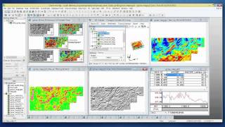 Webinar 2014-09-23: Soluciones de software Geosoft para datos geofísicos (Espanol)