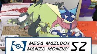 Pokémon Cards - Mega Mailbox Mania Monday #52! by The Pokémon Evolutionaries