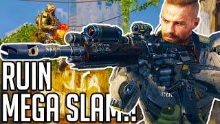 Black Ops 3 Multiplayer Gameplay - RUIN MEGA SMASH!! (PS4 1080p 60fps)
