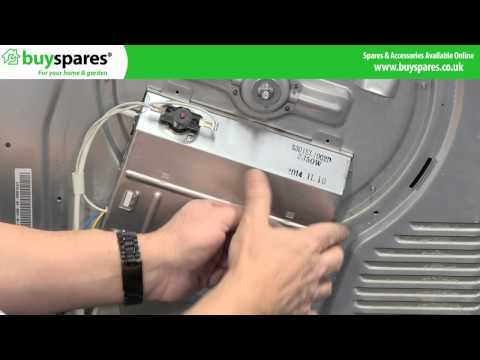 Replacing a Tumble Dryer Heater (LG)