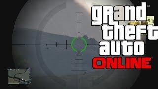 GTA 5 Online - Gang Bangers Pt.15 - SNIPER TROLL  | GTA 5 Funny Moments