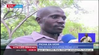 Wasichana Wakamatwa Jijini Kisumu Wakipiga Picha Uchi