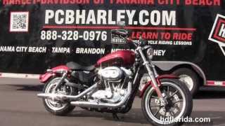 5. New 2013 Harley Davidson Sportster 883  Superlow Motorcycles for sale