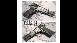 This is the firs video In the new shop. We are now mk3firearms! For price quotes, or to start your custom build, e-mail us at...