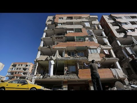 Death toll rises to 405 in powerful Iran-Iraq border earthquake