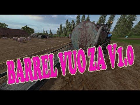 Barrel VUO ZA v1.0