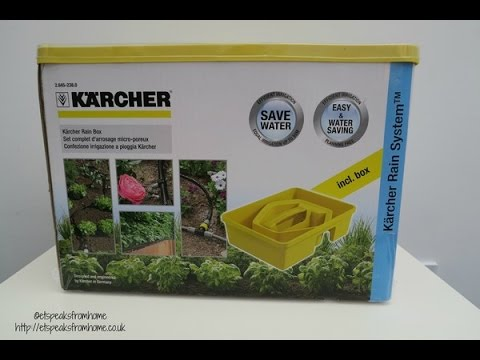 Kärcher Rain Box Rain System Review
