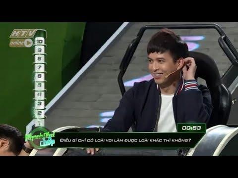 Trường Giang cười bò vì sự ngây thơ của Hồ Quang Hiếu | NHANH NHƯ CHỚP | NNC #33 | 24/11/2018 - Thời lượng: 10:20.