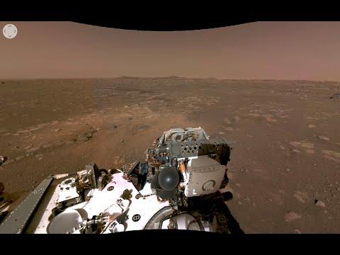 Martian weather report