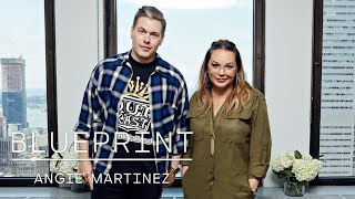 Video How Angie Martinez Conquered Radio and Became 'The Voice of New York' | Blueprint MP3, 3GP, MP4, WEBM, AVI, FLV Januari 2018