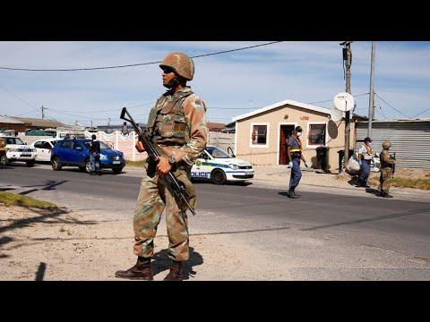 Südafrika: Ausgangssperre - Militär soll Ausbreitung d ...