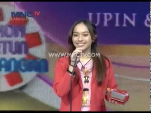"Upin dan Ipin  "" Tokoh Kartun Kesayangan "" - Mom And Kids Awards 2015 (22/12)"