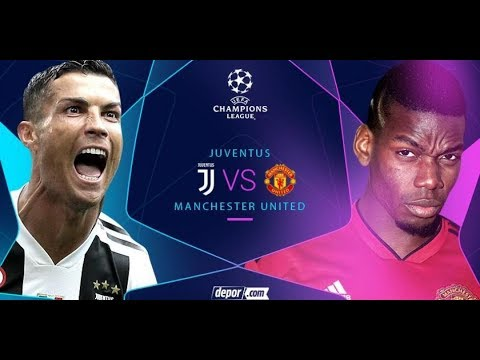 LIVE Juventus Vs Manchester United Live Stream HD - Champions League 2018 In Diretta