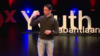 Getting a standing ovation   Rudy van Beurden   TEDxYouth@Brabantlaan