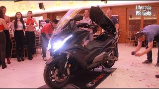 8. Kymco Philippines Inc Launching Of New Motorcycle