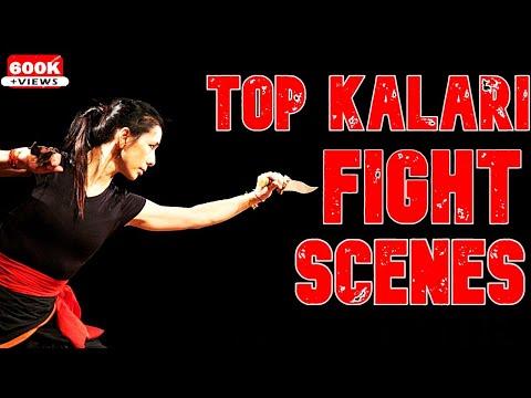 Top Kalaripayattu Fight Scenes- INDIAN MARTIAL ART