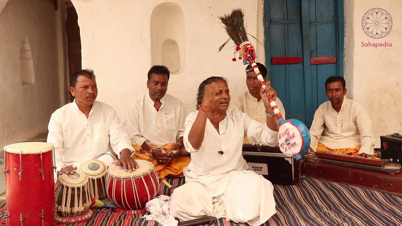 Improv Mahabharat: The Khatgayan Pandvani Karan Byah, Lakhan Singh Dhruv