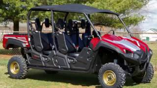 5. YANMAR Longhorn Side by Side Utility Vehicle Overview