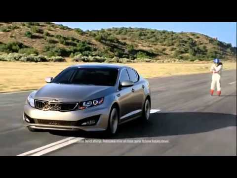 2012 Kia Optima - Next Level Dunk Commercial