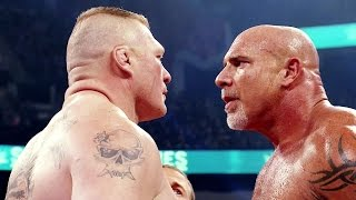 Nonton Road to WrestleMania 33: Goldberg vs. Brock Lesnar Film Subtitle Indonesia Streaming Movie Download