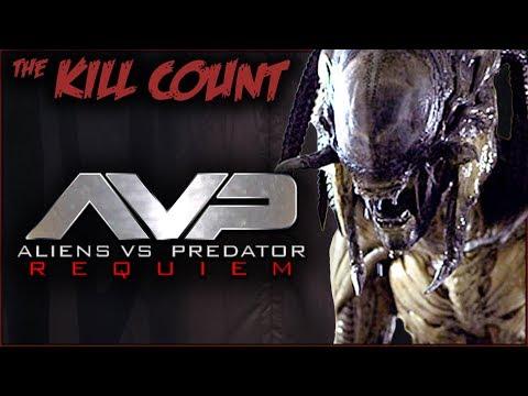 Aliens vs. Predator: Requiem (2007) KILL COUNT