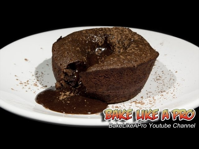 Molten Chocolate Lava Cakes Recipe Cupcake Tins