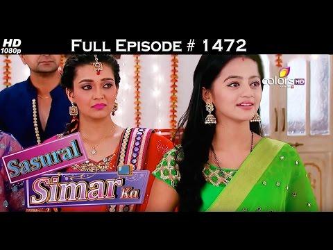 Sasural-Simar-Ka--15th-April-2016--ससुराल-सीमर-का--Full-Episode-HD