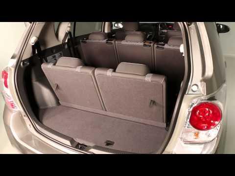 Toyota Verso. Modelo 2014. Interior