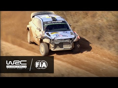 WRC - RallyRACC Catalunya - Rally de Espa?a 2016: BEST OF Action