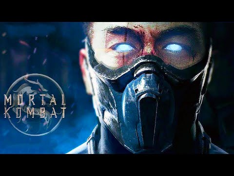 Mortal Kombat X/10 Movie FULL All Cutscenes Story (MKX)