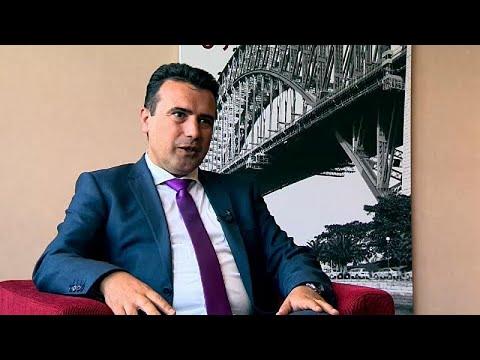 Πρωθυπουργός ΠΓΔΜ στο Euronews: «Μπορεί να είμαστε στόχος της Ρωσίας»…